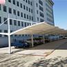 上海軒譽停車棚,上海松江車墩耐用上海軒譽鋼結構停車棚制作精良