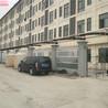 上海青浦白鶴半自動上海軒譽鋼結構停車棚安全可靠,膜結構車棚