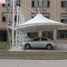 武進區精致上海軒譽鋼結構停車棚售后保障