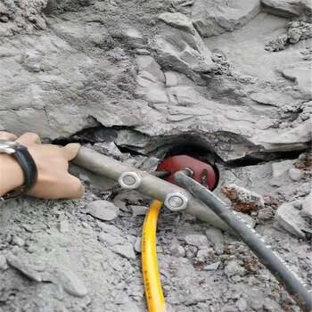 液壓泵站劈裂機劈裂棒,裂石棒