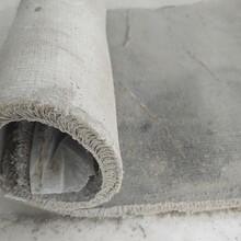 用于河道护坡渠道排水水泥毯,帆布毯图片