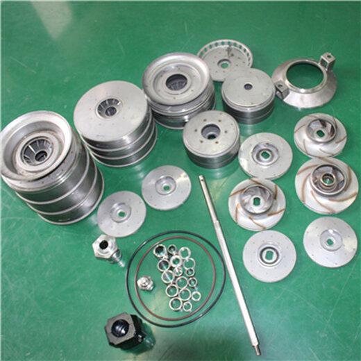 機床冷卻泵CDLK侵入式不銹鋼多級水泵,南方南元不銹鋼立式泵