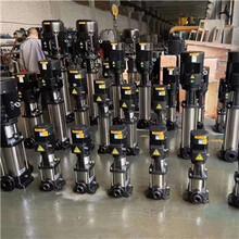 山東金潤源泵業QDL立式多級不銹鋼水泵,不銹鋼立式多級離心泵