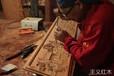 王義紅木大紅酸枝衣柜,哈爾濱王義紅木紅木衣柜頂箱柜設計圖
