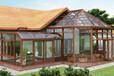 大連莊河市生產鋁包木陽光房設計合理