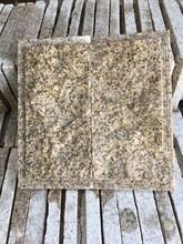 園林中石材與不銹鋼鐵藝細節施工,景觀石材圖片