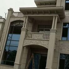 別墅石材樓梯踏步,自建房圖片