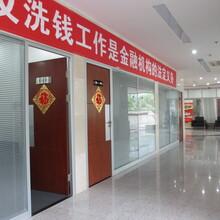 深圳優質鋁合金隔斷辦公室百葉簾隔墻售后保障圖片