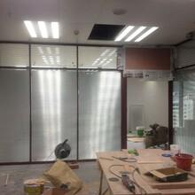 制造办公室高间隔墙经久耐用,高间隔图片