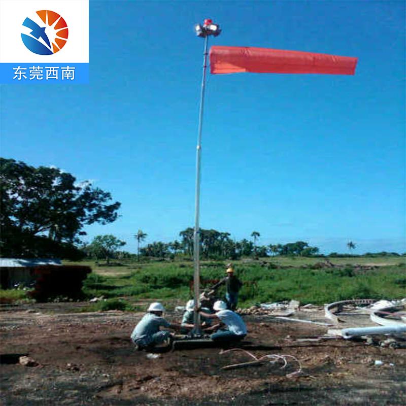 东莞西南/FLCAO停机坪风向标,昌吉机场风向标五年维保
