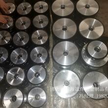 黄冈精准铝材生产线胶轮,铝材挤压机胶轮图片