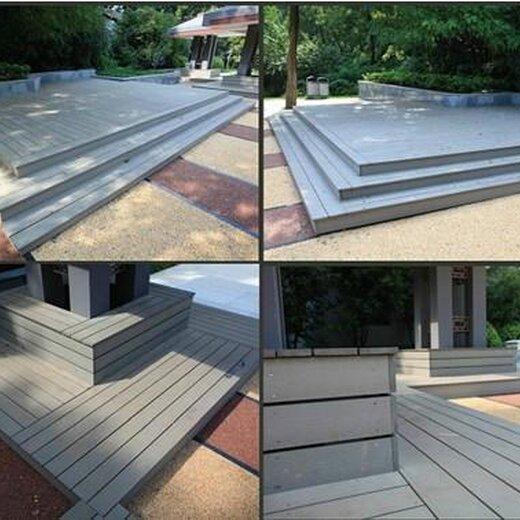 楊浦共擠塑木地板多少錢,塑木地板