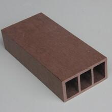 灌南縣塑木欄桿,塑木護欄圖片