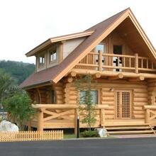 荊州重型木屋木別墅批發圖片