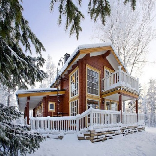 貴陽重型木屋木別墅建筑制作