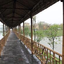 邛崍竹欄桿結構圖片