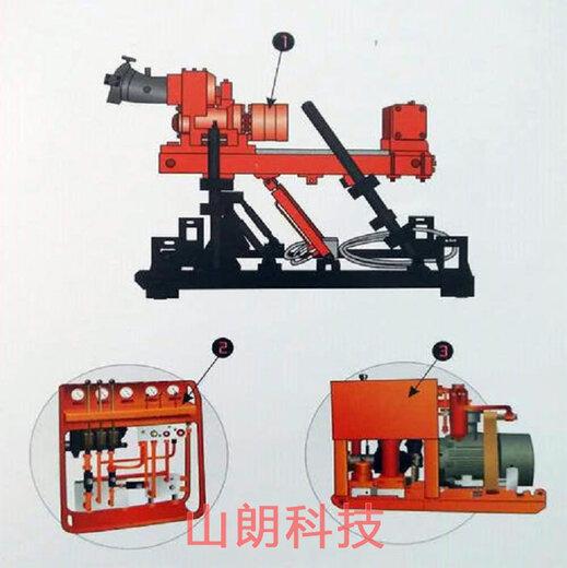 宣城液壓坑道鉆機,1250液壓鉆機