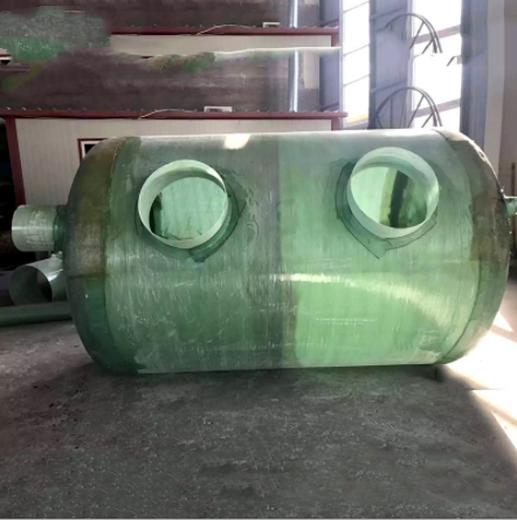 濱州纏繞化糞池銷售