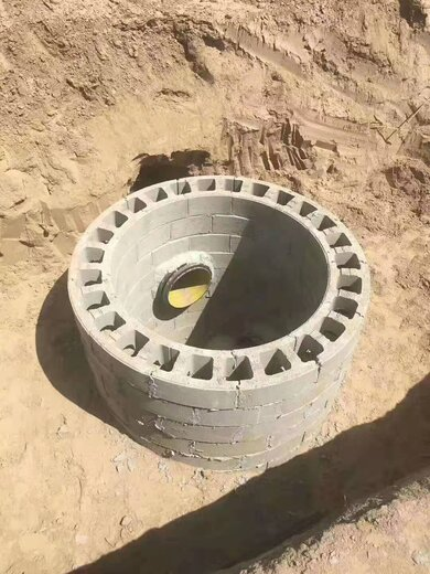 衡水砌井模塊磚