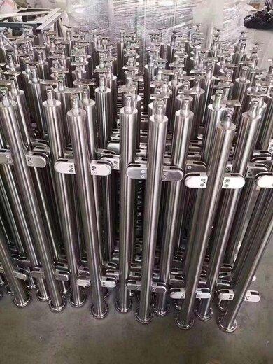 上海不銹鋼樓梯立柱