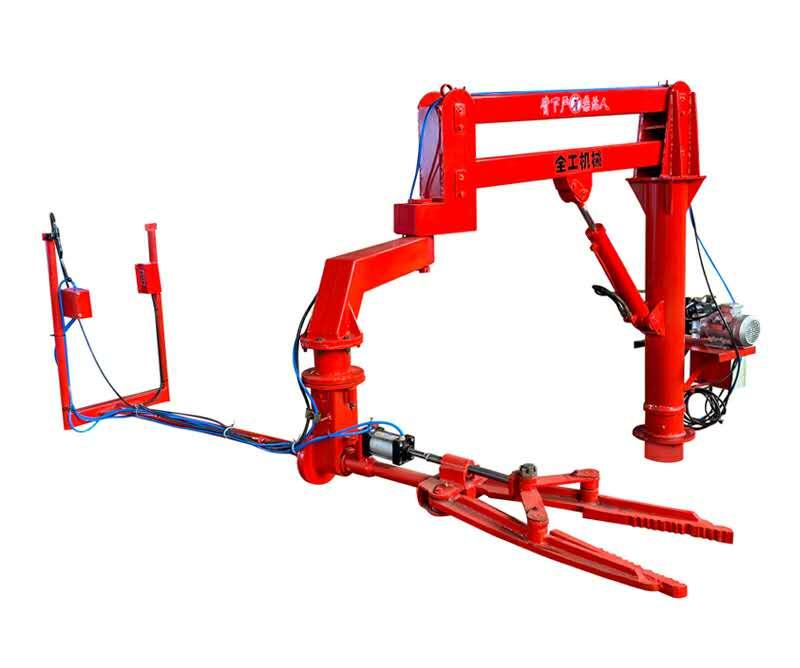 晋城铸造机械手