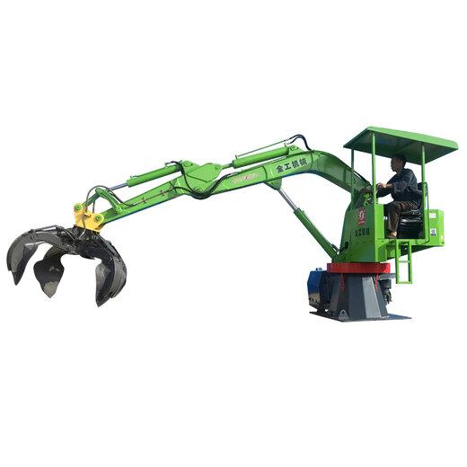 遼陽電控液壓機械臂,多關節液壓機械抓手