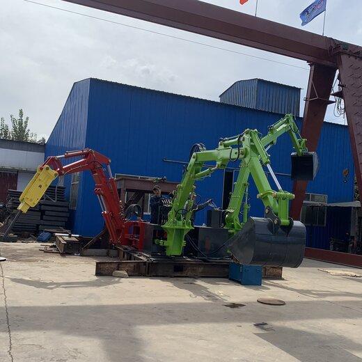 梅州船用挖蛤機械臂