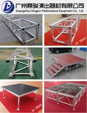 厂家直销铝合金桁架,TRUSS架,舞台灯光架,背景架,圆架图片
