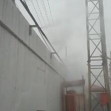 西安工地围挡喷淋喷雾降尘设备哪家好