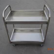 衡水商用厨具不锈钢收碗车图片