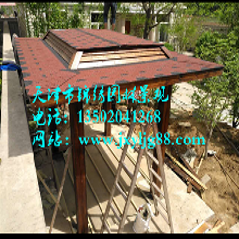天津市锦绣园林炭化木地板围栏网格定制厂家图片