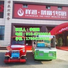 北京房山区电动观光车_致尚伟业图_风景区电动观光车