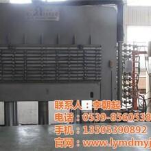 明达木业机械制造图热压机厂家热压机