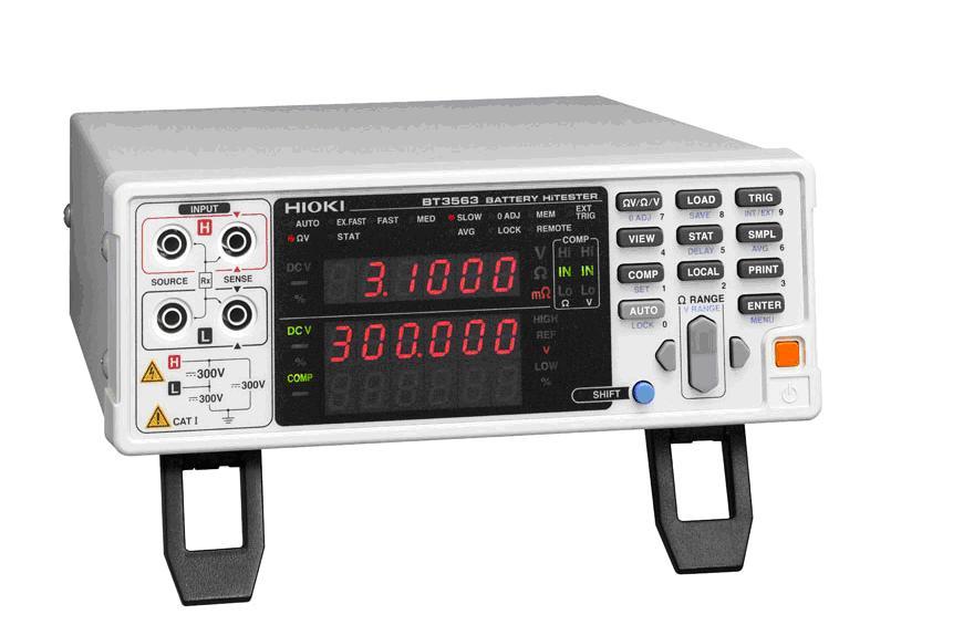 日本hiOKi日置BT3563电池测试仪