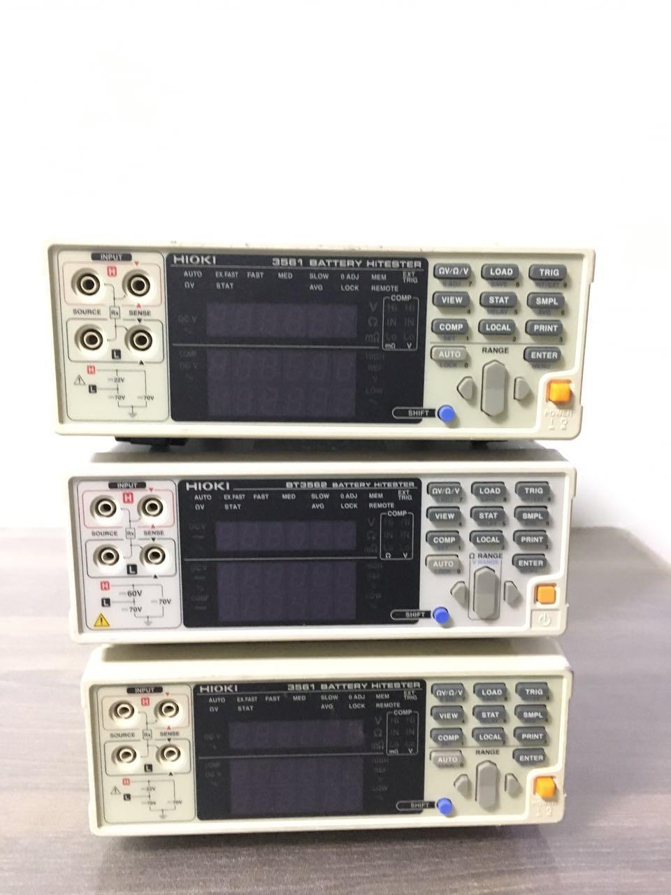 供应二手hiOKi日置BT3561电池测试仪