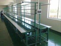 供应流水线工作台皮带线物流线插件线木板线喷油水濂柜图片3