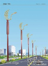 环球太阳能图智能路灯供应商济宁智能路灯