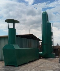 中山五金废气处理塔,废气处理塔,金废气处理,五金废气处理塔