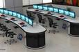 北京广电机房控制台调度台生产厂家接警台尺寸指挥中心控制台