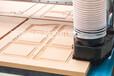 板式家具生产流水线自动贴标机