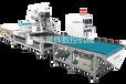 吸塑门板生产设备三轴丝杠机数控开料机