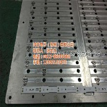 常熟铝板治具印刷治具图铝板治具加工图片