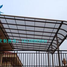 佛山凯菲特铝合金遮阳棚金属制作生产