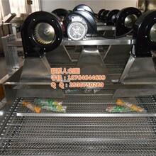 生产豆制品风干机,豆干吹干机,豆干自动摊凉机,汇康制造图片