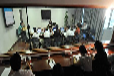审讯室专用单向透视玻璃