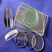 顆粒爐專用觀火耐高溫玻璃圖片