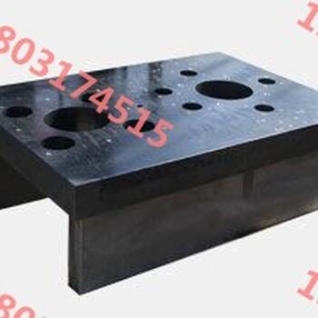 高精度00级大理石平台/精密检测用花岗石平台/研磨大理石平板