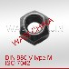 DIN980V金属自锁螺母ISO7042锁紧螺母