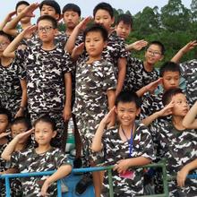 深圳冬令营哪家好、军旅题材冬令营、寒假冬令营