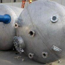 嘉興冷凝器回收嘉善不銹鋼儲罐設備回收圖片